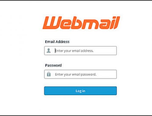 How to access your Webmail