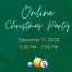 Online Christmas Party Image